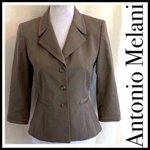 Antonio Melani Size 4 Blazer Jacket